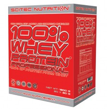Recenze – SCITEC NUTRITION 100% WHEY PROTEIN PROFESSIONAL 60x30 G
