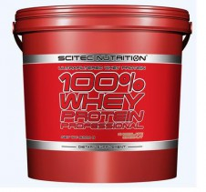 Proteiny – Scitec Nutrition 100% Whey Protein Professional 5000 g