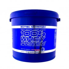 Proteiny – Scitec Nutrition 100% Whey Protein 5000 g