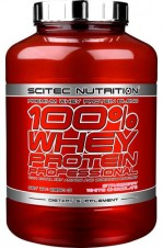 Náš tip – Scitec Nutrition 100% Whey Protein Professional 2350 g