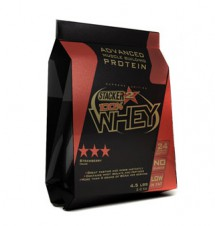 – NVE PHARMACEUTICALS STACKER 2 100% WHEY PROTEIN 2000 g