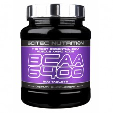 BCAA – Scitec Nutrition BCAA 6400 375 tablet