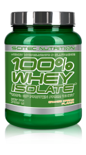 Proteiny – SCITEC NUTRITION 100% WHEY ISOLATE 700 g