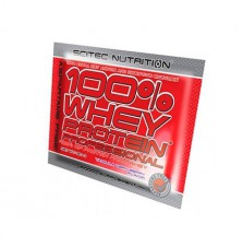 Proteiny – SCITEC NUTRITION 100% WHEY PROTEIN PROFESSIONAL 30 G
