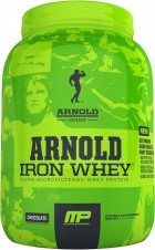 – MusclePharm Arnold Series Iron Whey 2270 g