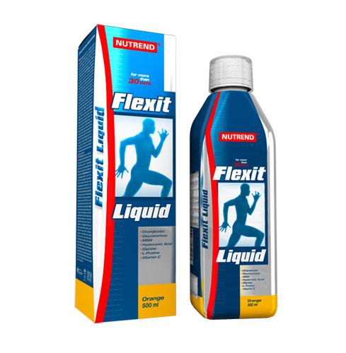 Výsledek obrázku pro Nutrend Flexit Liquid 500 ml