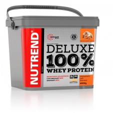 Proteiny – Nutrend Deluxe 100% Whey 4000 g