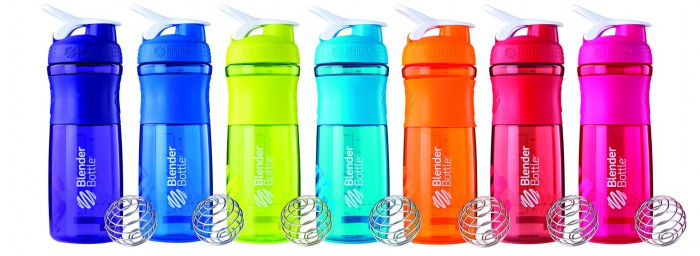 Blender Bottle Sport Mixer 590ml