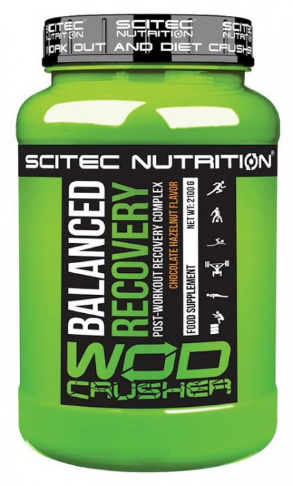 Scitec Nutrition Wod Balanced Recovery 2100 g