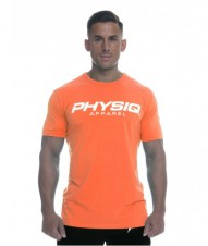 Gold's Gym – Physiq Apparel Supreme Shirt Salmon