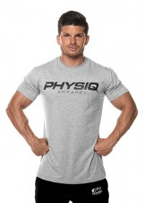 Gold's Gym – Physiq Apparel Supreme Shirt Grey