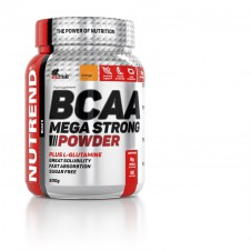 BCAA – Nutrend BCAA Mega Strong Powder 500 g