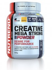 Kreatiny | Fullsport.cz – Nutrend Creatine Mega Strong Powder 500 g