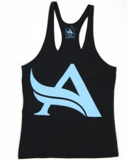 Better Bodies – Aesthetix Era Stringer Black Ocean