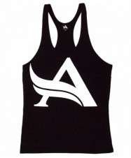Better Bodies – Aesthetix Era Stringer Black White