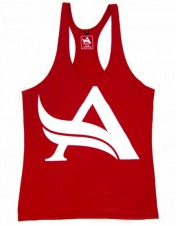 Better Bodies – Aesthetix Era Stringer Red White