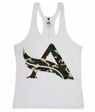 Better Bodies – Aesthetix Era Stringer White Camo