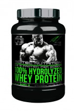 Proteiny – Scitec Nutrition 100% Hydrolyzed Whey Protein 910 g