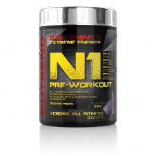 – Nutrend N1 Pre-Workout 510 g