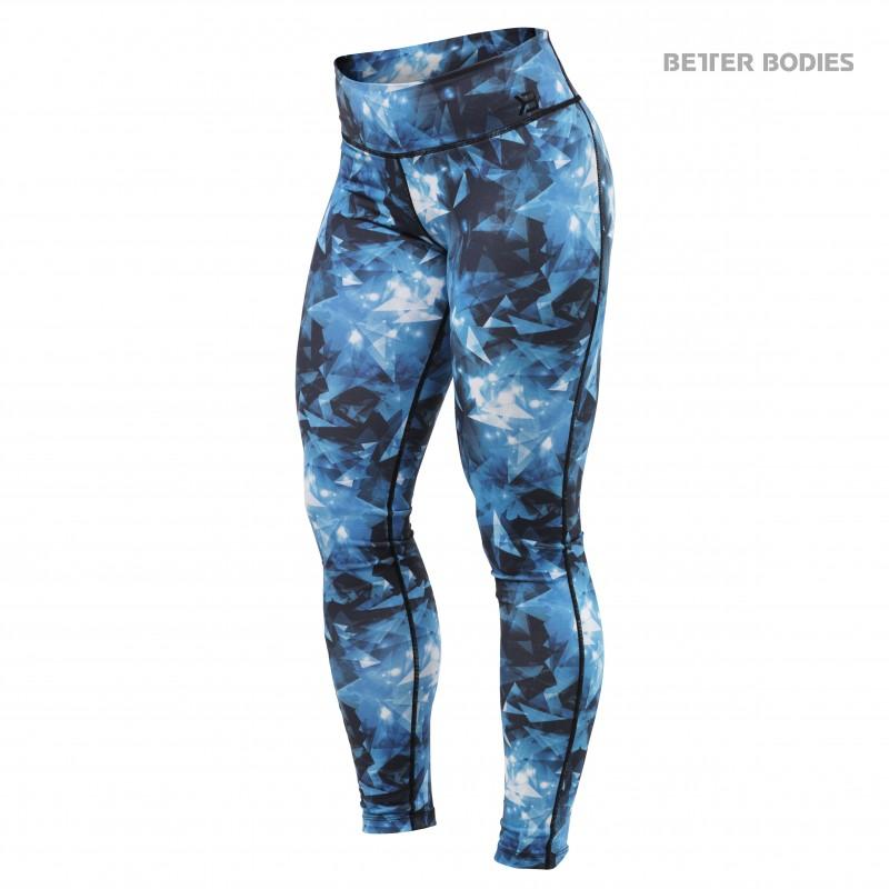 e83e7fd0bdd Výrobci – Better Bodies Dámské Legíny Crystal Tights Bright Blue