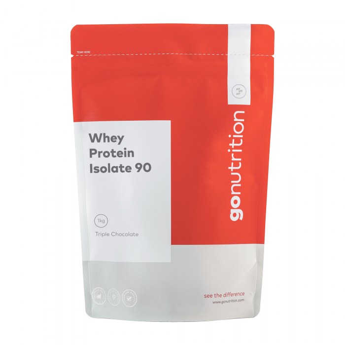 GoNutrition Whey Protein Isolate 1000g