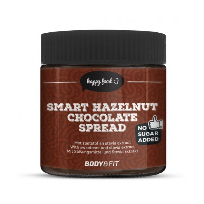 Body & Fit Smart Hazelnut Chocolate Spread 250g