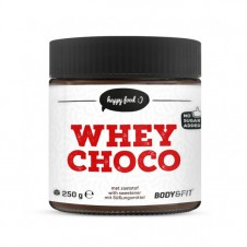 Fitness potraviny – Body & Fit WheyChoco 250g