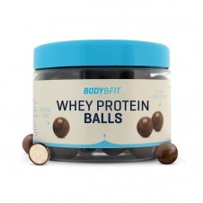 Fitness potraviny – Body & Fit Whey Protein Balls 250g