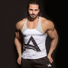 Better Bodies – Aesthetix Era Stringer Carbon White Black