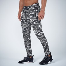 Legíny – Physiq PerformLite Camo Bottoms - Arctic