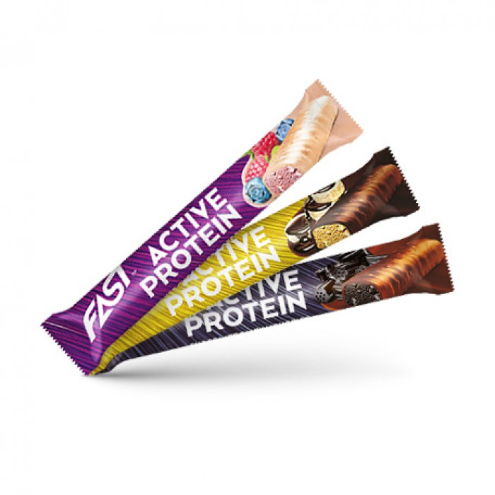 Fast Active Protein Bar 35g