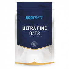 Fitness potraviny – Body & Fit Ultra Fine Oats 1000 g
