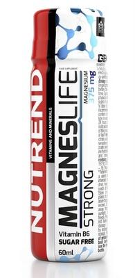 Výsledek obrázku pro Nutrend Magneslife Strong 20x60ml