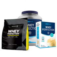 Proteiny – Body & Fit Whey Perfection 2270 gramů