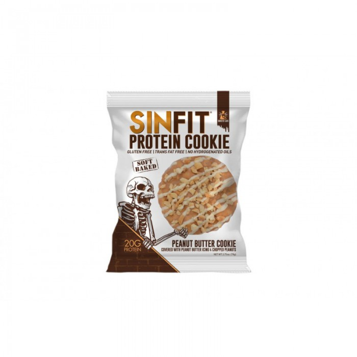 Sinister Labs Sinfit Protein Cookie 78g