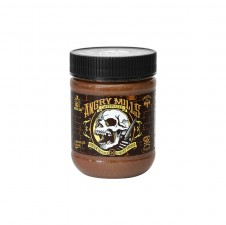 Fitness potraviny – Sinister Labs Angry Mills Chocolate Almond spread Caffeinated 340g