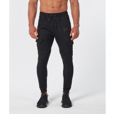 14bd6644338 Legíny – Physiq Cargo Bottoms - Black