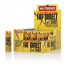 Stimulanty a Energizéry|Fullsport.cz – Nutrend Fat Direct shot 60ml