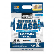 Novinky – Applied Nutrition Critical Mass Gainer 6kg