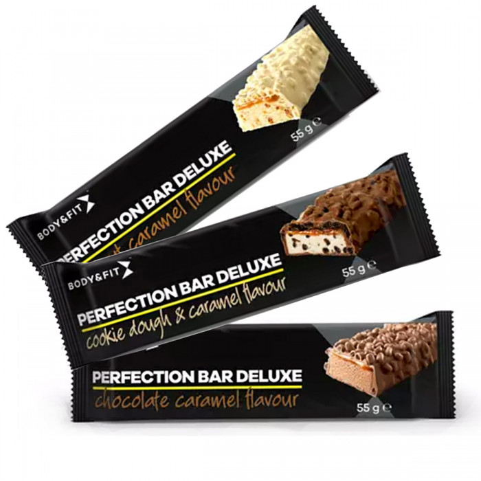 Body & Fit Perfection Deluxe Protein Bar 55g