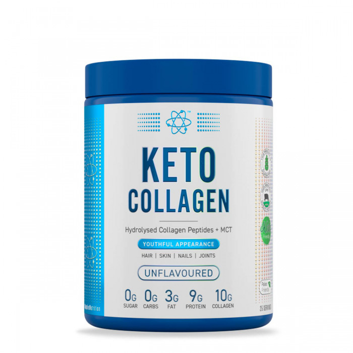 APP. NUT. KETO COLLAGEN + MCT OIL