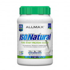 Proteiny – ALLMAX ISONATURAL WHEY ISOLATE