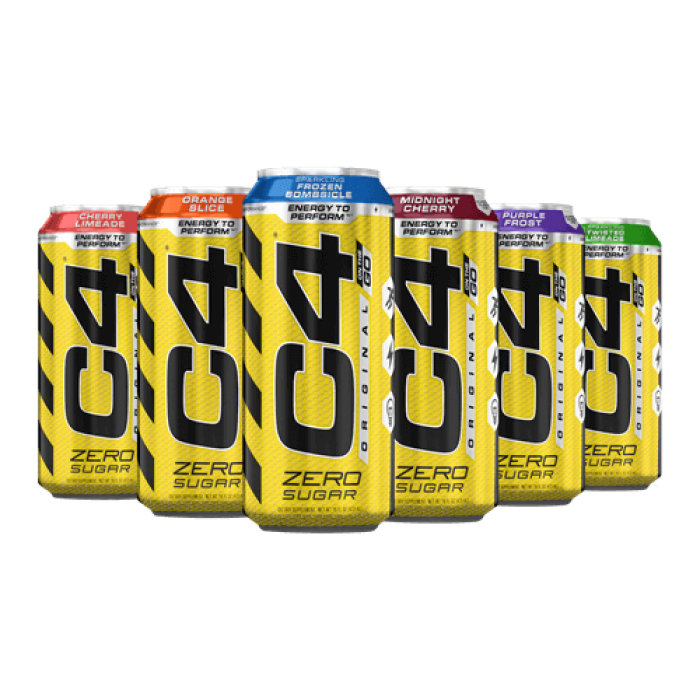 CELLUCOR C4 ORIGINAL CARBONATED 473ml