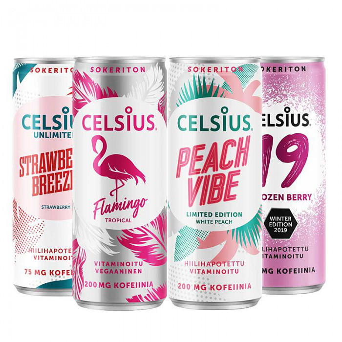 Fast CELSIUS DRINK 355ml