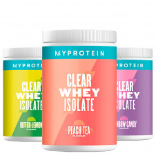 Proteiny – MYPROTEIN CLEAR WHEY ISOLATE